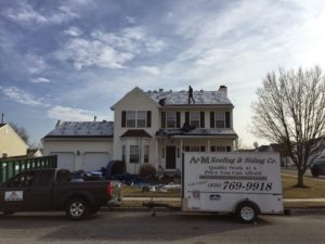 Roof Repair In Swedesboro Jew Jersey Became Faster And Easier. Simply Visit AM  Roofing Website Or Call For Roofing Quotes (856) 769 9918